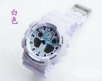 Wholesale GA100 relogio new G relogios brand men wristwatch military watches shock men sports watches full black clock ga