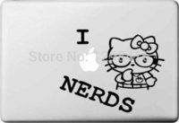 hello kitty laptop skin - 2014 New lovely Hello Kitty series Vinyl Decal Sticker Skin for Apple MacBook Pro Air Mac quot quot quot inch Laptop Skins