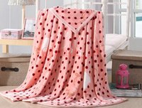 bed sheet and blankets - 100PCS LJJH1010 Method of coral fleece blankets wool flannel blanket Flag blankets to keep warm bed sheets and towels blanket that gift