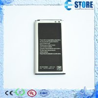 Wholesale High Quality Battery for Samsung Galaxy S5 G900 mAh EB BG900BBC G900 Top Quality Mobile Phone Battery