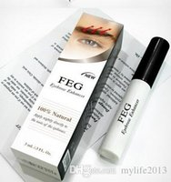 Wholesale Cheap price FEG Eyebrow Growth Serum for waterproof Eyebrow brow grow Eyebrows Growth and Styling Days Effective DHL