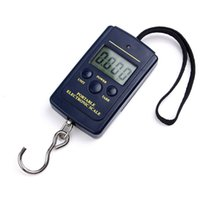 Cheap 10g-40Kg Digital Hanging Lage Fishing Weight Scale LCD Display Electronic Travel Hanging Lage Weighing Scales