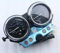 Wholesale Free delivery Motorcycle Speedometer Tachometer fits honda CB400