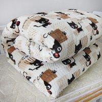 Wholesale Export original single winter single student coral velvet quilt winter is quilt lamb