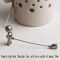 Wholesale Unique New simple Zinc Alloy Mr Pea And His Urinal Shape Keychain