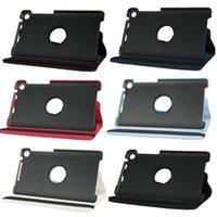 Housse en cuir en gros de haute qualité pour ASUS Nexus 7 7 pouces ASUS Google Nexus 7 Tablet 2e Gen 2 avec une rotation de 360 degrés