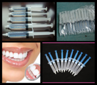 Wholesale 100Pcs Teeth Whitening Gel Syringe ml CP carbamide peroxide hot sell MY305