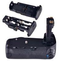 Cheap New Pro Vertical Battery Grip Holder For Canon 70D DSLR Camera BG-E14 BGE14 Jecksion