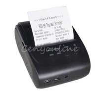 Wholesale Modern Design Bluetooth Wireless Pocket Photo Mobile Phone Thermal Receipt Printer for Android mm ancillary equipment order lt no track