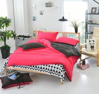 Wholesale In Sales Cotton Four Sets Of Bed Sweet Home Free Ship Bedding Items