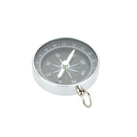 metal compass - Hot Sale mm Metal Precise Mini Compass Outdoor Camping Compass Hiking Navigation Tool Y0210