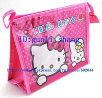 Wholesale New hello kitty Fashion Wallet phone package Paper bags Makeup Bag W