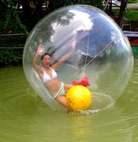 ball - water ball M diameter PVC water walking ball