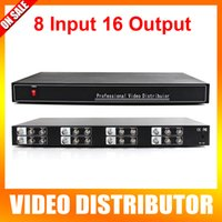 1280*720 or 1920*1080 analog output definition - Analog High Definition HD Video Splitter Distributor Points Output Support AHD HDCVI HDTVI Camera BNC In Out Distance Max To M