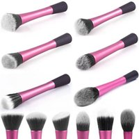 beauty face cosmetics - Hot Sales Pro Liquid Foundation Brusher Face Powder Makeup Brushes Cosmetic Tool Beauty Synthetic Hair TX320