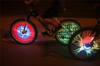 bycicle - mountain bike mtb vtt bycicle accessories luces bici spoke hub programmable rechareable led cycle light cycling