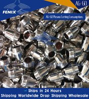 Wholesale NEW Plasma Nozzle Plasma cutting torch parts Electrode new nozzles Plasma cutting accessory AG60 SG