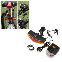bell sets - Multifunction Versatile Mountain Bike Turn Signal Bicycle Taillight Electronic Bell Horn Brake Lights Bicicleta Set Y0369