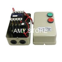 ac motor kw - 10 A V Coil AC Contactor KW Horse Power Three Phase Motor Magnetic Starter
