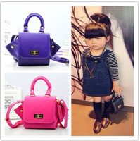 girls handbags - Retail Children mini cute Bags handbag kids tote girls purse women mini bag shoulder bag
