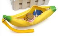 Unisex banana purse - New Arrival Children Fashion Cartoon fruit banana Style Wallets Holders Wallets phone bag coin purse QB69