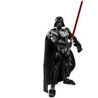 Wholesale Children s educational toys Assembly blocks Figures Darth Vader toy Star Wars Combat series
