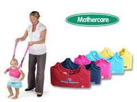 Wholesale Mother Care Baby Walkers Toddler Colors Walk Learning Assistant Chest Harness Soft Padded Vest Hot
