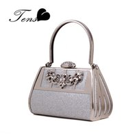 Wholesale TB1401 Women Evening Prom Wedding Party Handbag Top Handle Bags