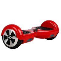 Wholesale 6 Inch Smart Balance Wheels Two Wheels Electric Scooters mAh Samsung Batteries Hoverboard Smart Balance Scooters TG Q3