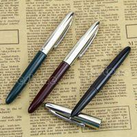 Wholesale 3pcs Chic Pens Hero Vintage Classic Style Hooded Nib Fine Fountain Pen