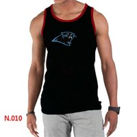 authentic clothing - Carolina Legend Authentic Logo Tank Top Brand gym vest clothes fitness mens muscle bodybuilding undershirt Panthers sleeveless singlet