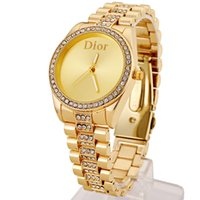 Wholesale European luxury D Austria with diamond watch high grade big watch factory on behalf of a source of goods