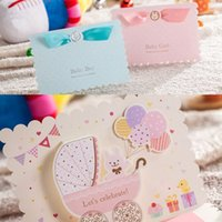 baby invitation paper - 170mm mm d handmade card Pop UP Gift Greeting D cards Handmade paper Cards new baby invitation cards Greeting Card