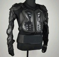 best motorcycle body armor - Best solid ARMOR protector motorcycle racing suit popular brands clothes motor protector gear body armor guard red black S XXX