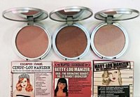 the balm cosmetics - Top Quality Brand Makeup The Balm Mary Lou Manizer Betty Lou Manizer Cindy Lou Manizer Bronzer Highlighter Cosmetics sets