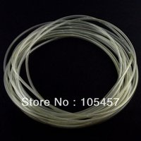 Wholesale 6mm OD x mm ID PU Air Tubing Pipe Hose Meter Color Clear order lt no track