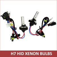 Wholesale super light V W xenon hid bulbs H7 k k