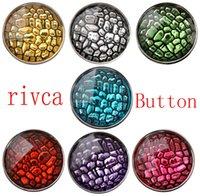 anniversary beads - D02519 Fashion mm Snap Buttons DIY snap button noosa chunks leather bracelet Fit DIY Noosa button Bracelet Jewelry
