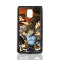avatar cell phone cases - The Legend of Korra Avatar for samsung s5 note2 n7100 note3 n900 for samsung note4 hard plastic cell phone case