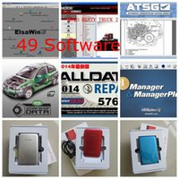 benz truck parts - 2015 new GB Mitchell Repair Software alldata new big auto parts Software Vivid Workshop heavy truck in1 with TB New Hard Disk