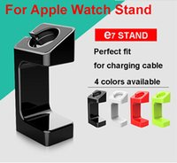 smart watch - E7 stand holder WATCH smart watches Stand E7 Stand watch watch exhibition Stand charging base mount For Apple Watch