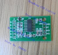 ad samples - HX711 bit high precision AD sampling weighing sensor module