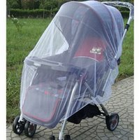 Wholesale Cute Infants Baby Stroller Pushchair Mosquito Insect Net Safe Mesh Buggy