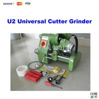 universal milling machine - Free ship U2 Universal Cutter Grinder Cutting tool Grinding Machine for CNC milling drilling tool bits