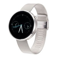 Wholesale LEMFO DM360 Bluetooth Smart Watch Fashion Heart Rate Monitoring Wristwatch Wrist Smartwatch For Apple IOS Android Phone Mate