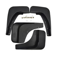 Wholesale 4 Set Car Styling Mudguard Modified Fender Mud Guard PP Accessories For Mazda CX5 CX High Quality