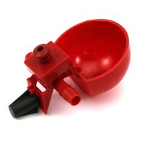 Wholesale 1Pc Handy Chicken Poultry Chick Fowl Water Feeding Cup Bird Coop Water Drinker