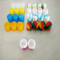 Wholesale 1000 X Cheapest Mini Silicone Concentrate Container Assorted Colors
