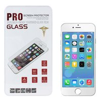 Wholesale 0 mm H Surface Hardness Straight Ultra thin Tempered Clear Glass Screen Protection for iPhone IPA_214
