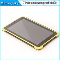 3g gps 7inch tablet pc - New Inch Dual core MTK6572 G Phone call GPS Android GB RAM GB ROM mAh WIFI in stock Dustproof shockproof Ourdoor Tablet
